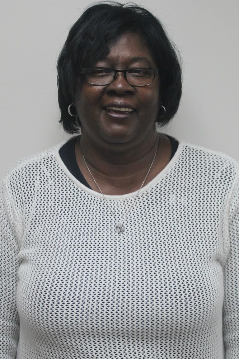 Portrait of Linda Beasley