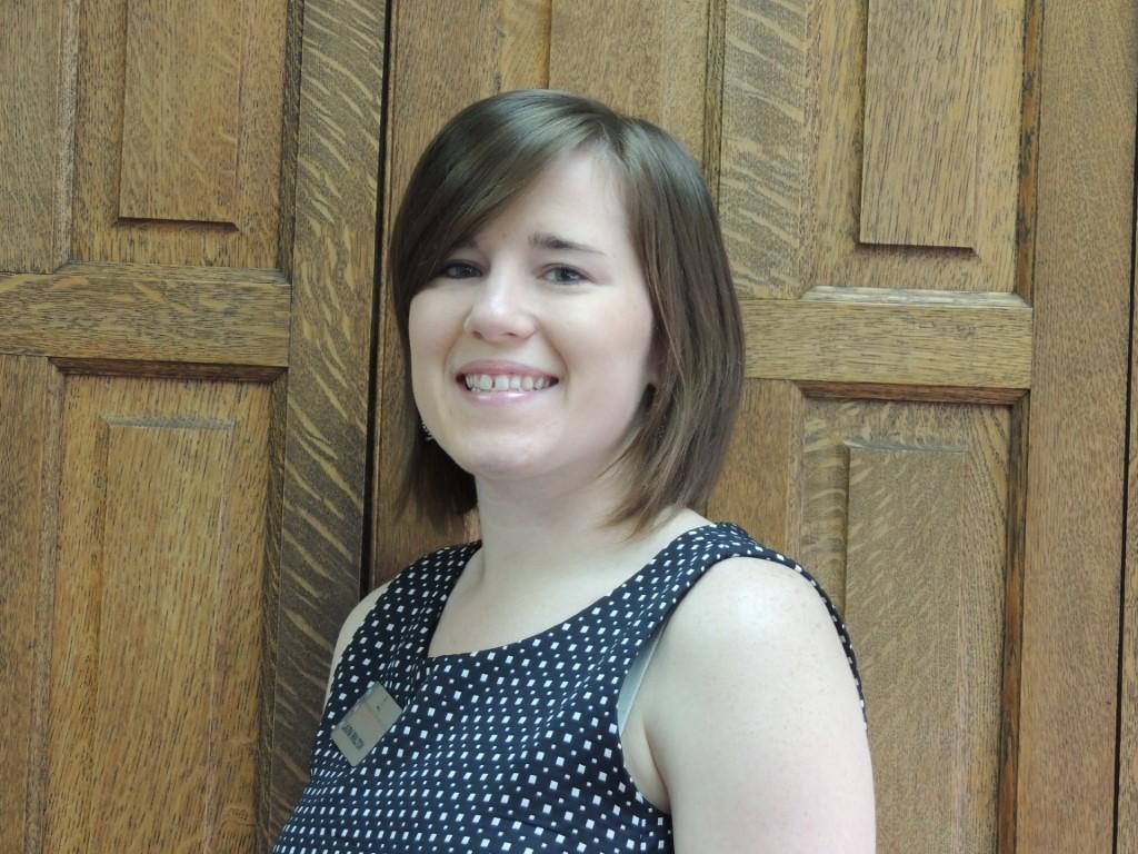 Portrait of Laura Walton Goss