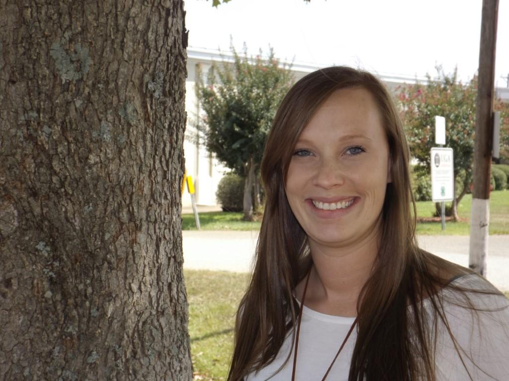 Portrait of Lindsey Jackson