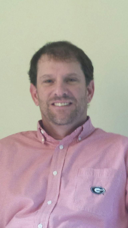 Portrait of Mark A. Frye