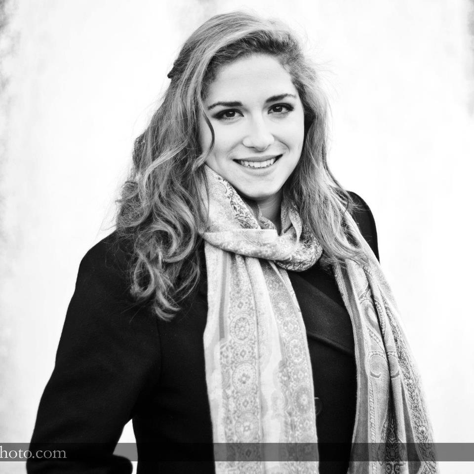 Portrait of Melissa Mattee