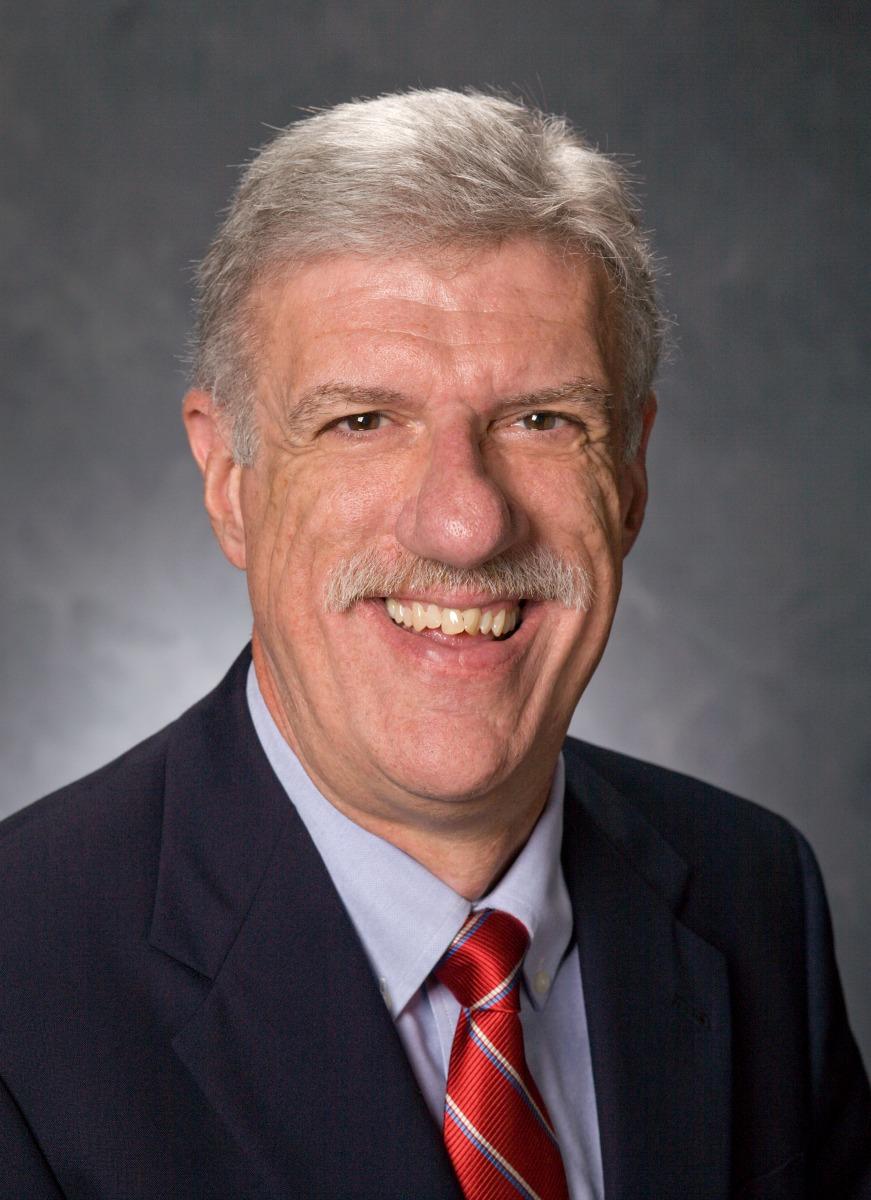 Portrait of Mark A. Harrison