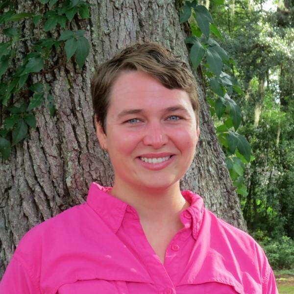 Portrait of Beth Walker