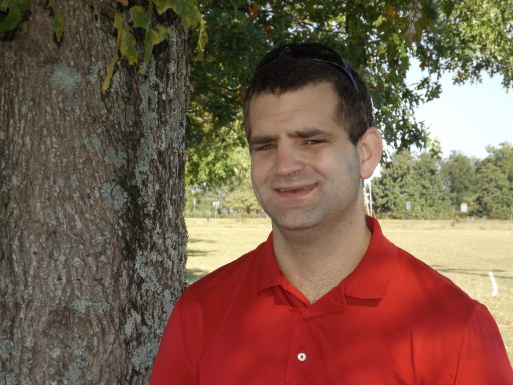 Portrait of Michael Abney