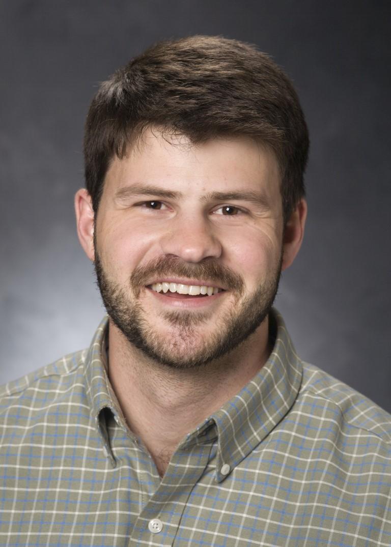 Portrait of Nathan Eason