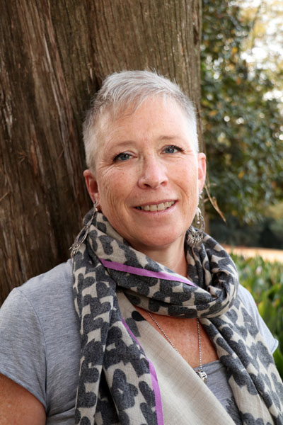 Portrait of Patricia Moore