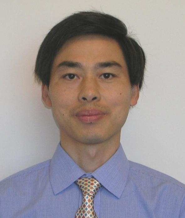 Portrait of Pingsheng Ji