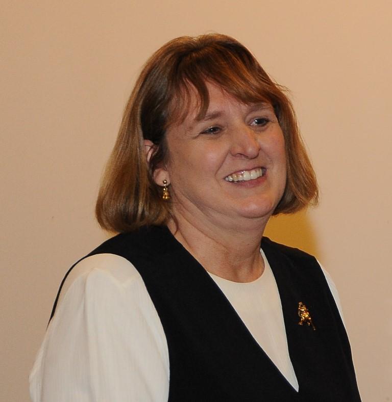 Portrait of Rebecca Fisher