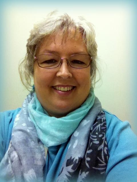 Portrait of Sarah Grimes