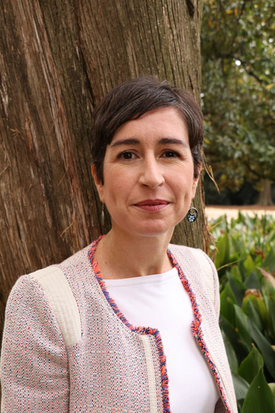 Portrait of Susana Ferreira