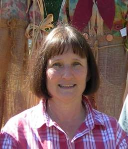 Portrait of Tammy Keith
