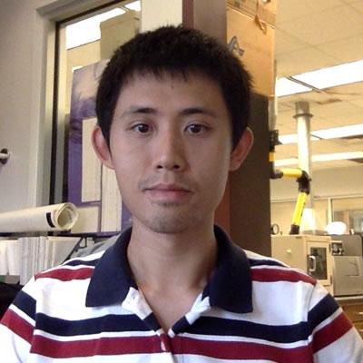 Portrait of Zhifen Zhang