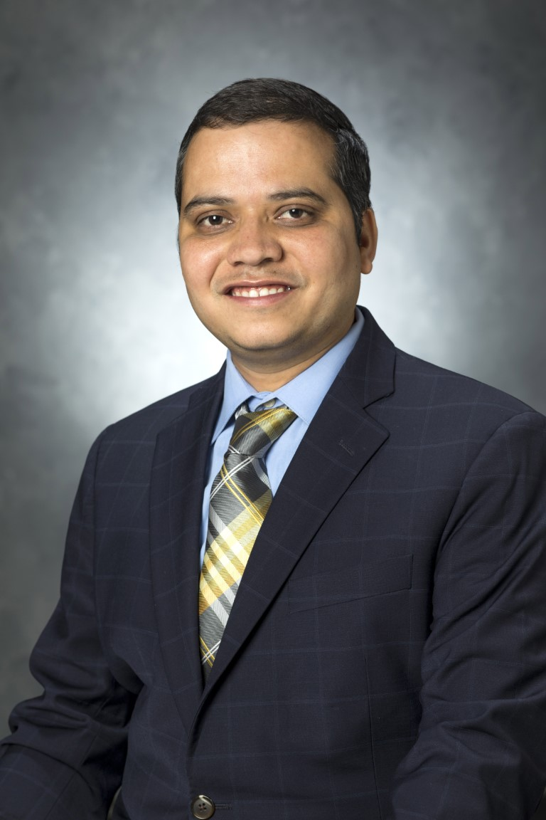 Portrait of Abhinav Mishra