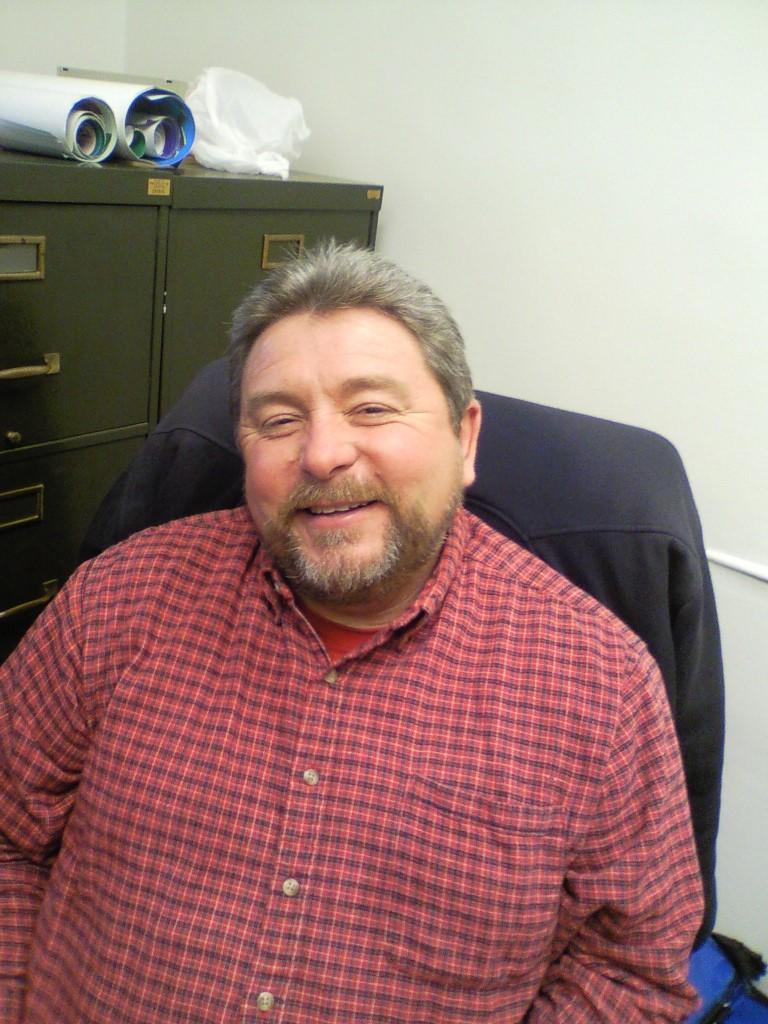 Portrait of Allen W. Byous