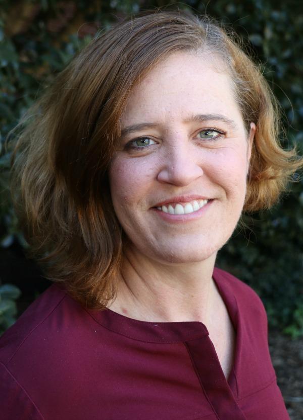Portrait of Allison Floyd
