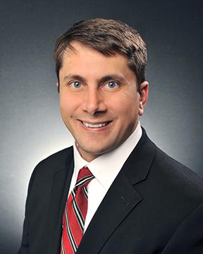 Portrait of Andrew Parks Benson
