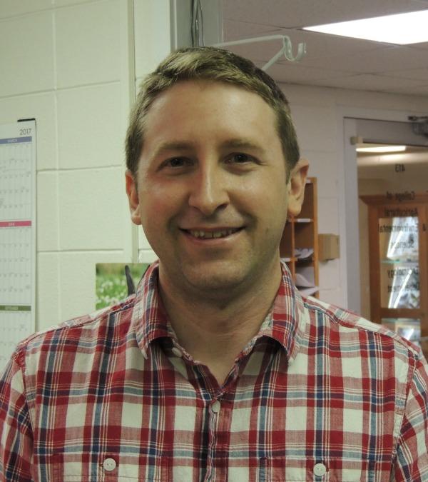 Portrait of Bret M Boyd