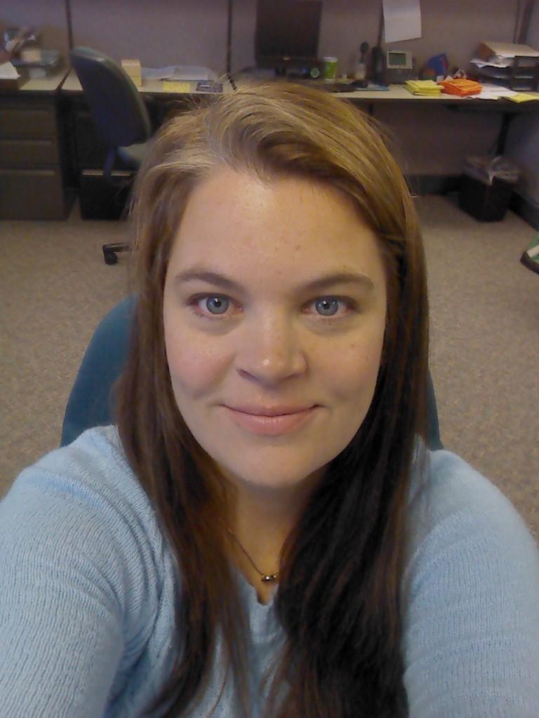 Portrait of Cassie McCollum