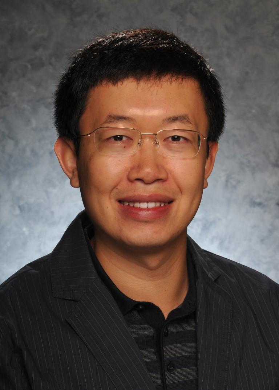 Portrait of Chen Zhen