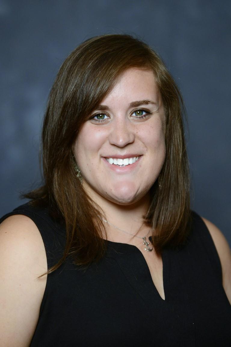 Portrait of Courtney Still Brown