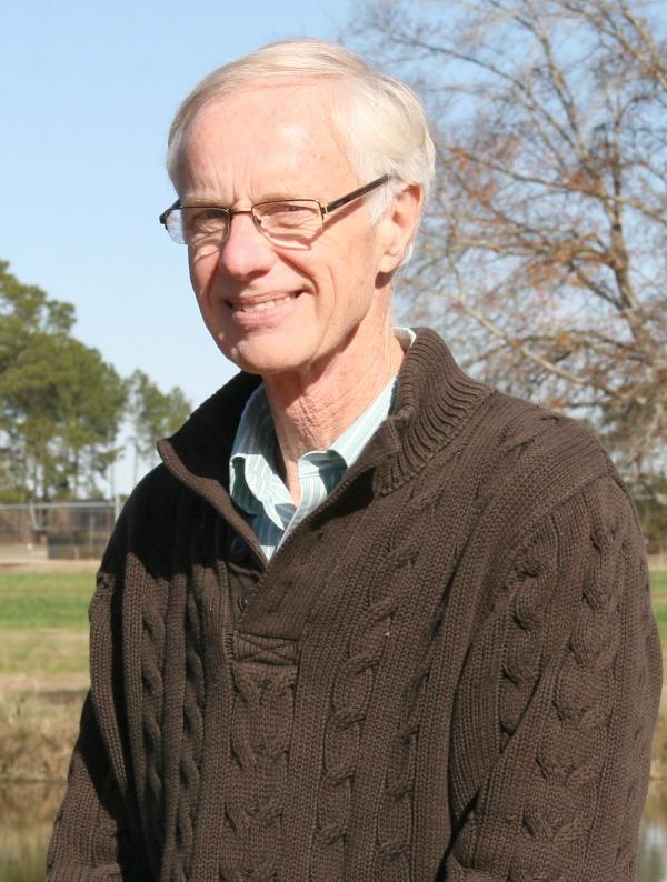 Portrait of Craig K. Kvien