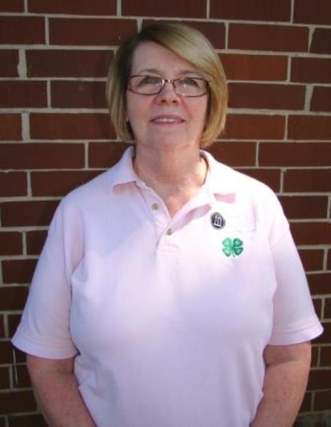Portrait of Janice Arnold