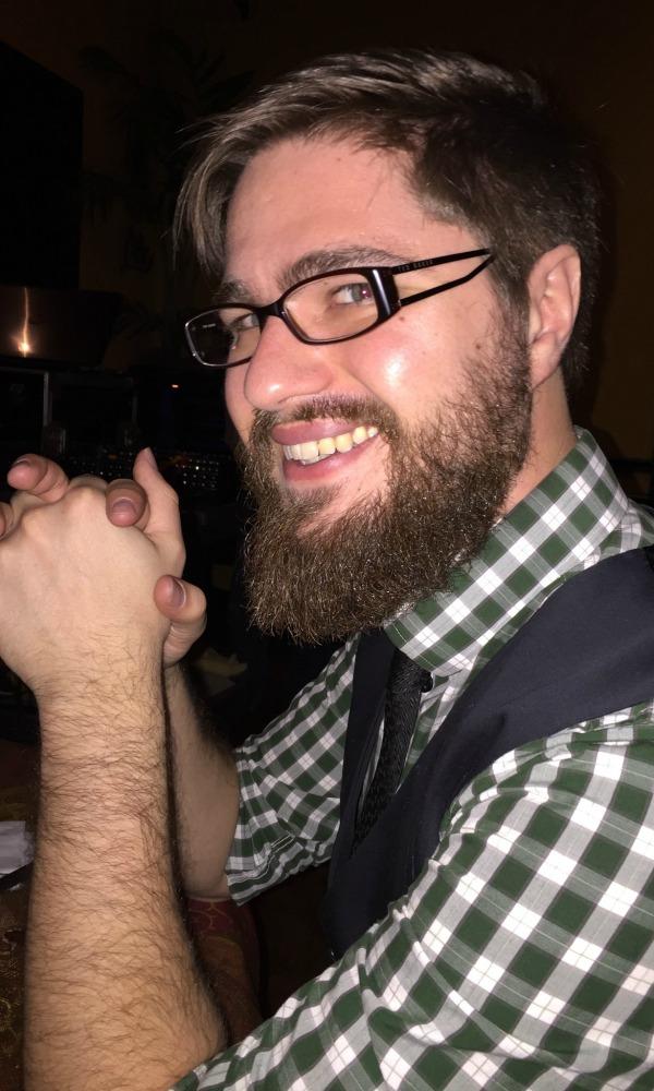 Portrait of Jayce Brandt