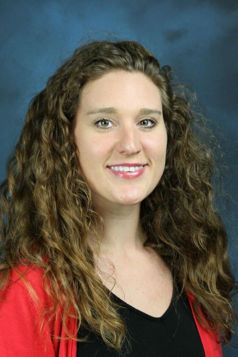 Portrait of Jessica Moore