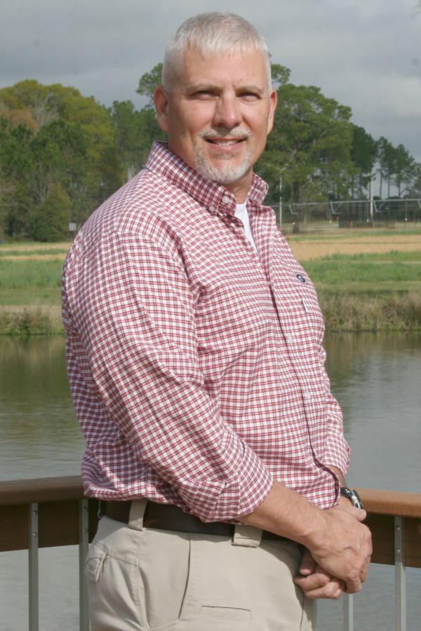Portrait of Bo Carver