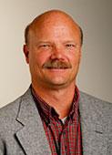 Portrait of John Bergstrom