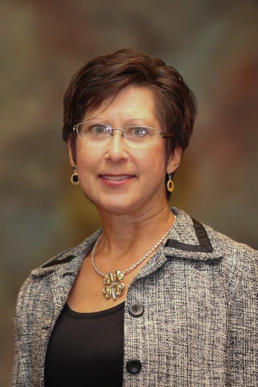 Portrait of Judy Ashley