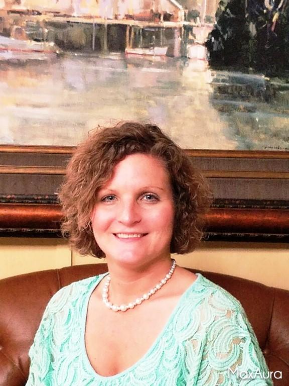 Portrait of Julia Hand