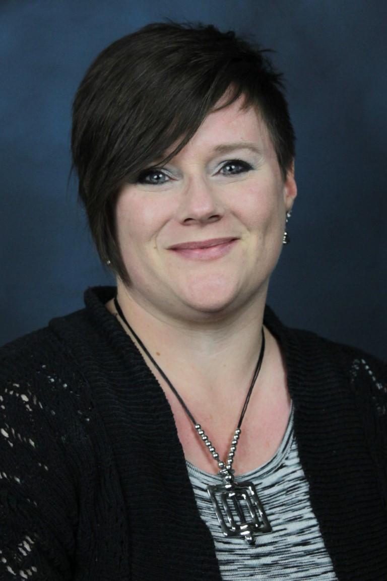 Portrait of Kandice B. Mitchell
