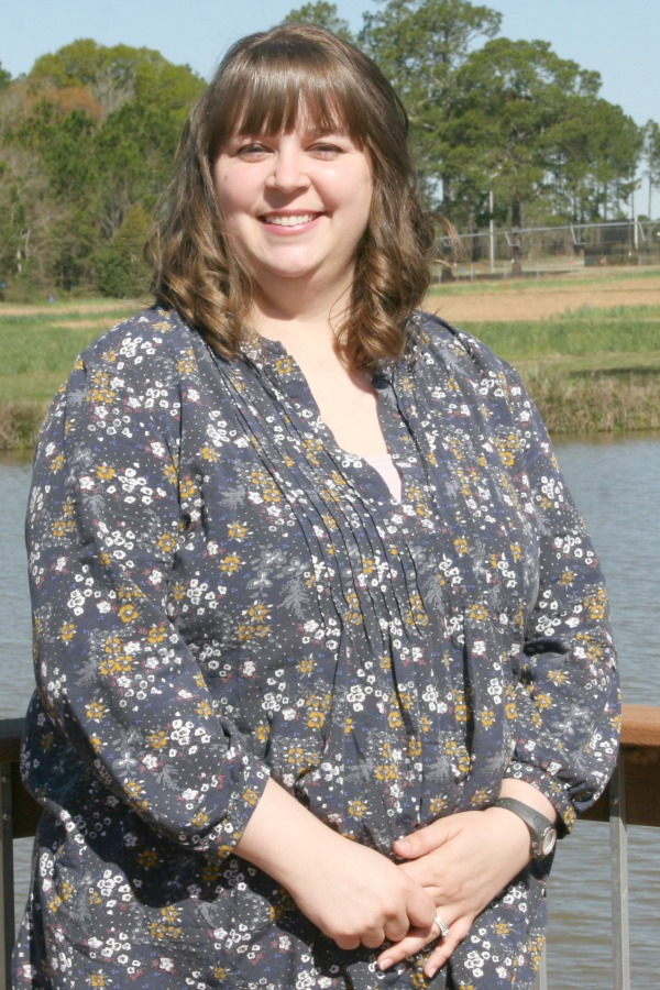 Portrait of Katie Wilson