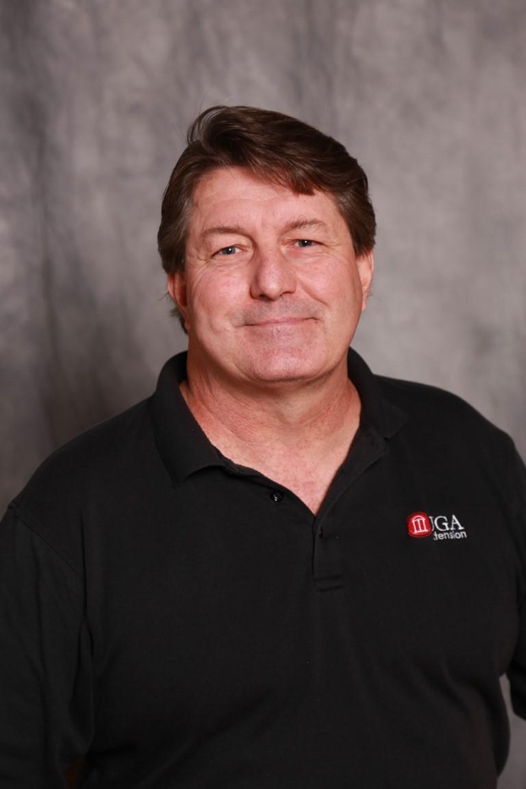 Portrait of Kevin Livingston