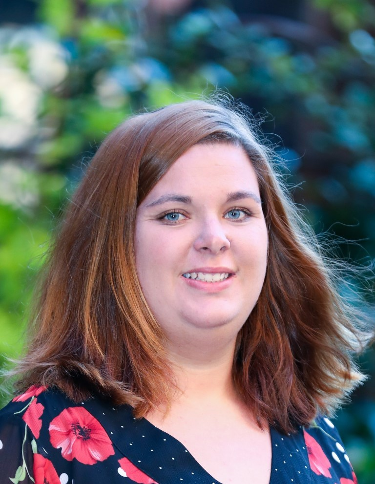 Portrait of Lindsey Barner