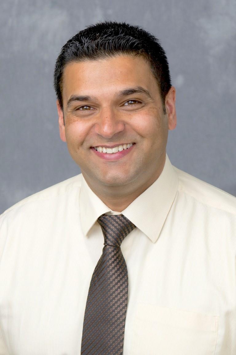 Portrait of Manpreet Singh