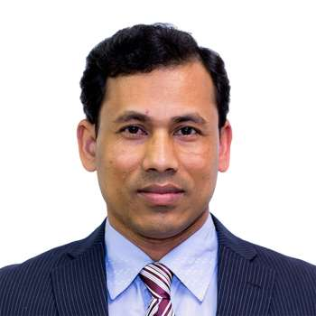 Portrait of Muslah Uddin Ahammad