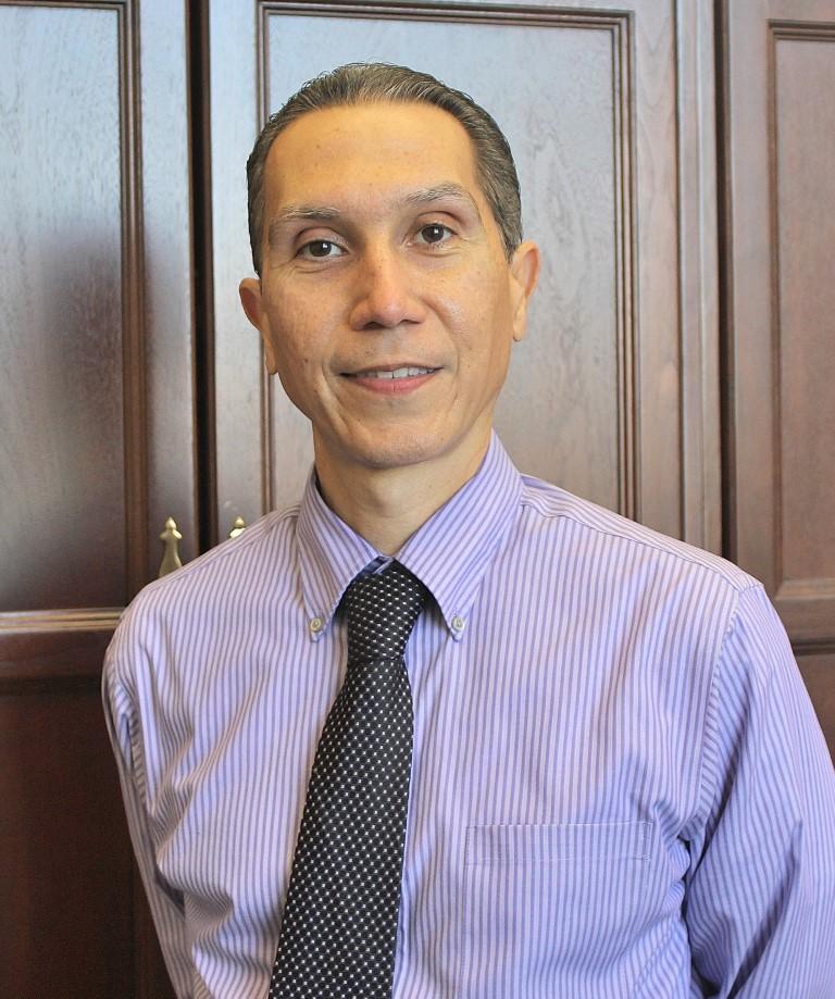Portrait of Octavio Ramirez