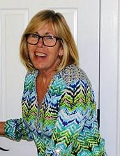 Portrait of Patricia Beckham