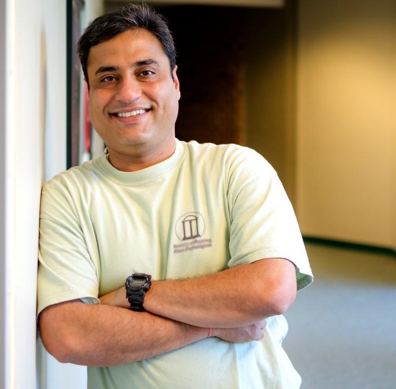 Portrait of Pawan Kumar