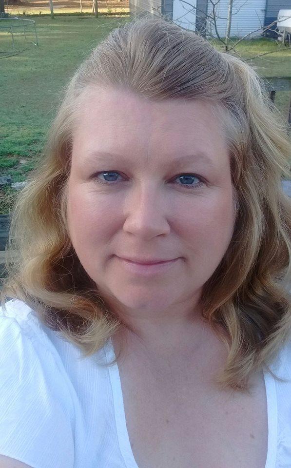 Portrait of Sandi Hockenberry
