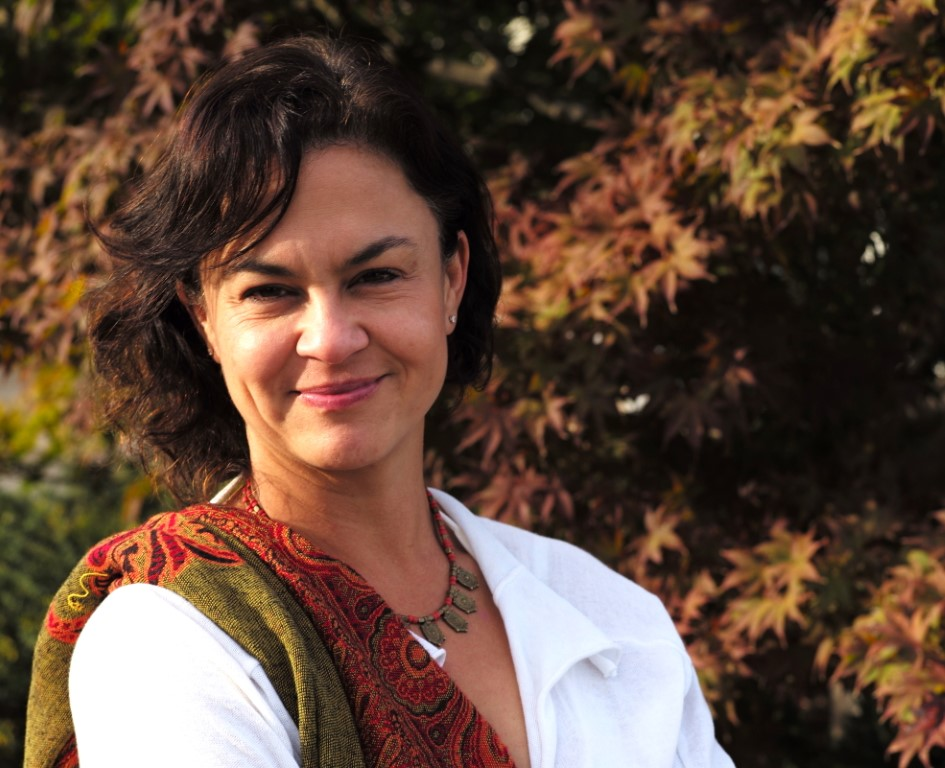 Portrait of Soraya Bertioli