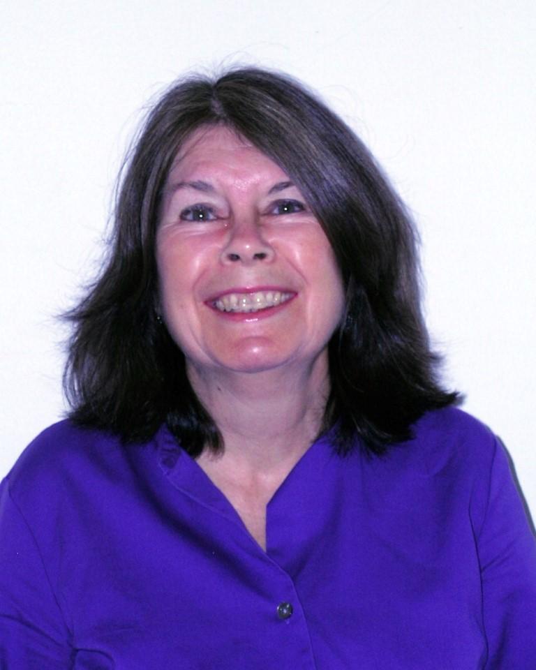 Portrait of Susan Hawkins