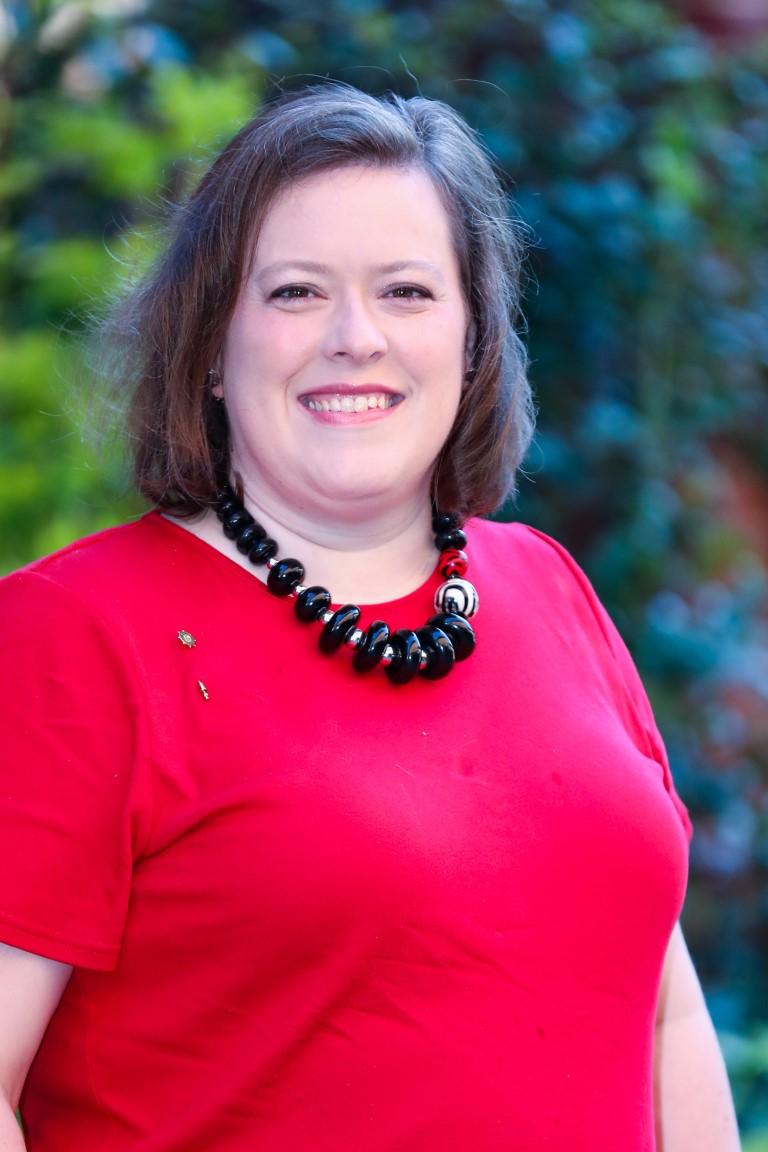 Portrait of Terri Fullerton