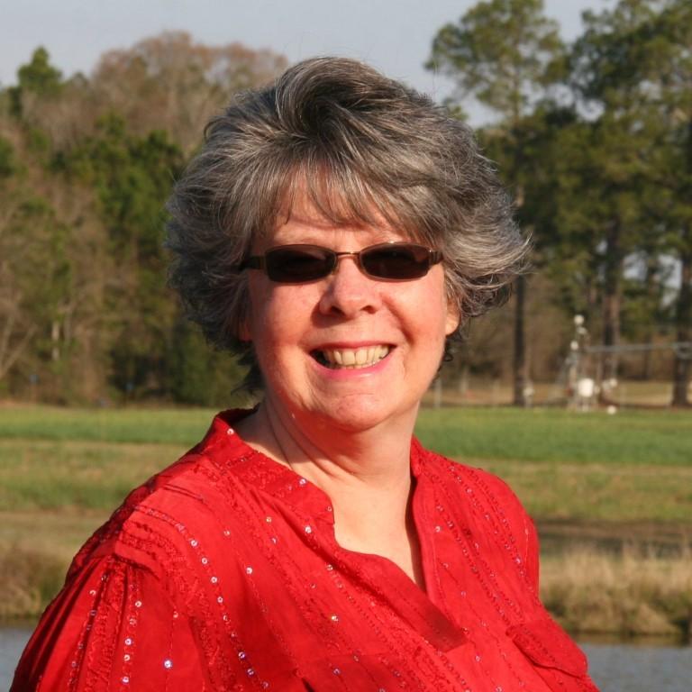 Portrait of Teri Hughes