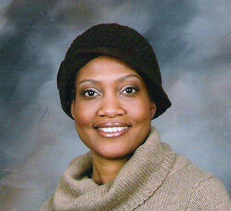 Portrait of Yvette Davis