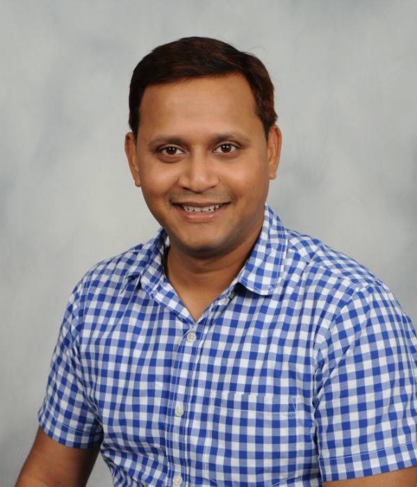 Portrait of Bhabesh Dutta