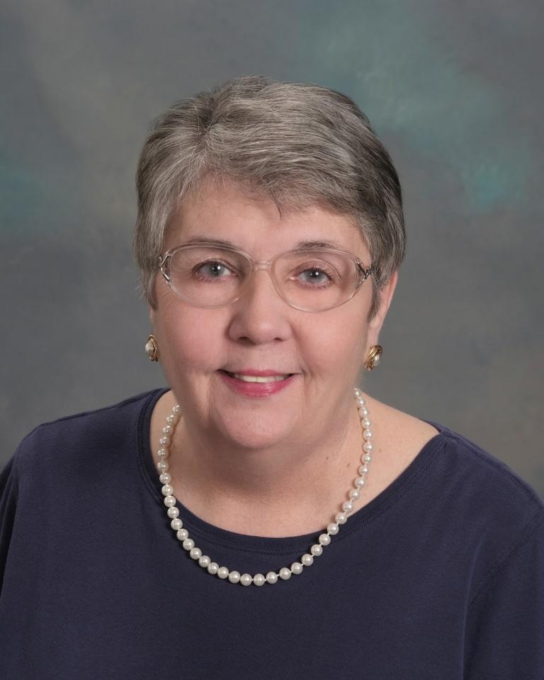 Portrait of Darlene Williams