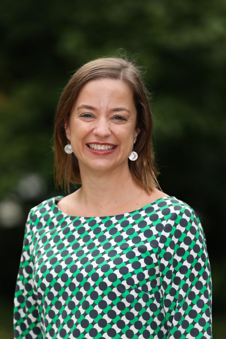 Portrait of Denise D. Everson